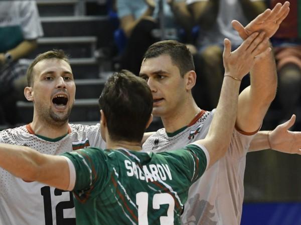 България постигна третата си поредна победа в груповата фаза на