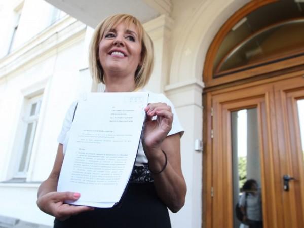 Националният съвет на БСП подкрепи Мая Манолова за кмет на