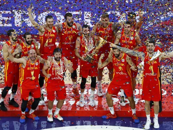 Испания за втори път в историята си е световен шампион