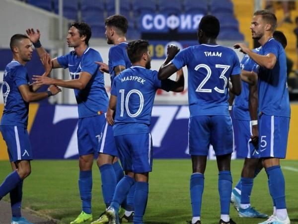 Левски постигна победа с 3:0 над Черно море в среща