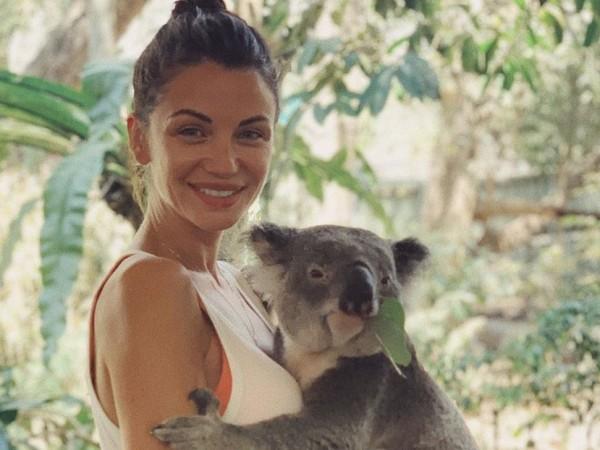 Диляна Попова е в Австралия и е успяла да сбъдне