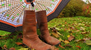 Есента напомня за себе си, дъждът идва в четвъртък