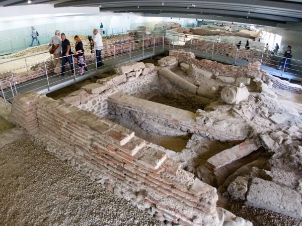 В Деня на София Регионалният исторически музей откри постоянната археологическа