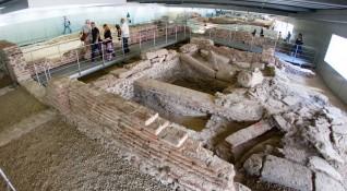 София вече има и постоянна археологическа експозиция