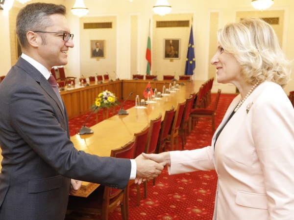 България е твърд привърженик на интеграцията на Албания в ЕС