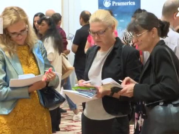 Във вторникAгенцията по заетостта организира международна трудова борса в София.