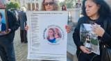 Почернени роднини на протест: Искаме строги наказания!
