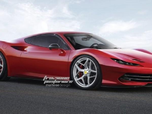 Ferrari винаги е била марка, която е избягвала правенето на