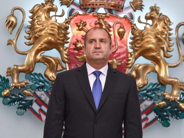 Президентът Румен Радев се срещна с българските представители в Съвместната