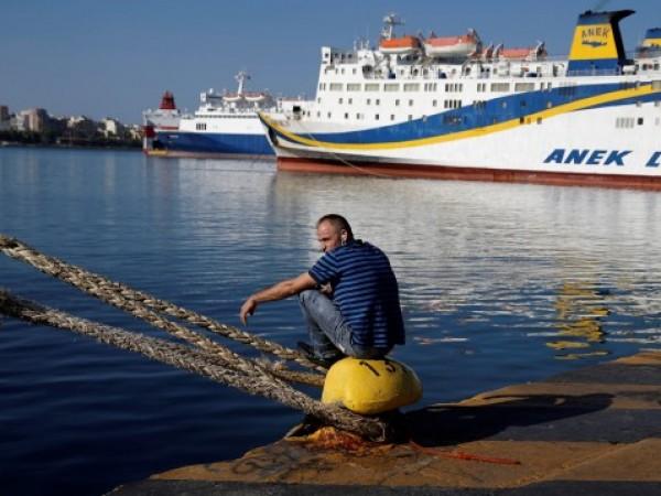 Общонационална стачка на екипажите на морския транспорт в Гърция е