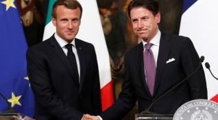 Рим и Париж искат преразпределяне на мигранти в ЕС