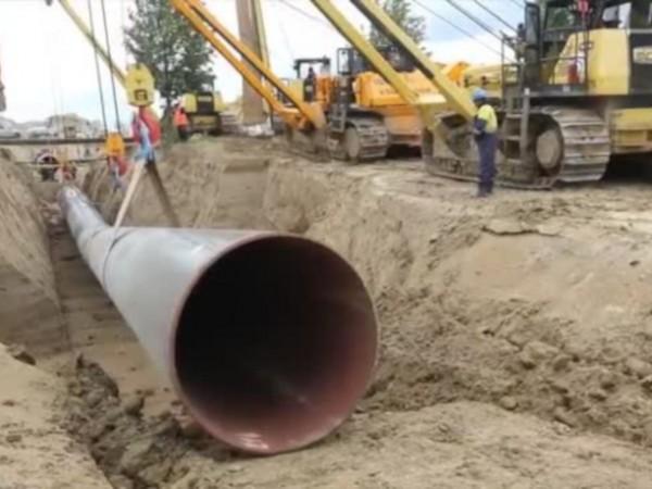 """Официално от днес започва работа по строежа на """"Балкански поток"""","""