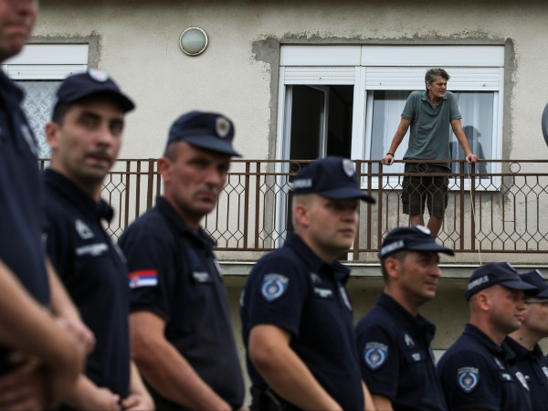 Средният размер на подкупите, които сърбите са давали през миналата