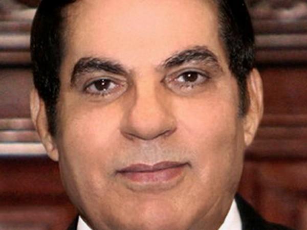 Бившият авторитарен президент на Тунис Зин ал Абидин Бен Али