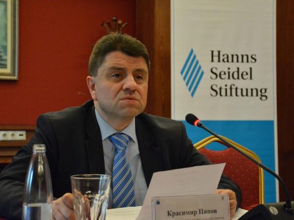 Съставът на Апелативния съд в София, начело със съдия Калин