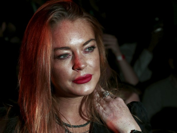 Линдзи Лоън се е разделила с мистериозното си гадже. 33-годишната