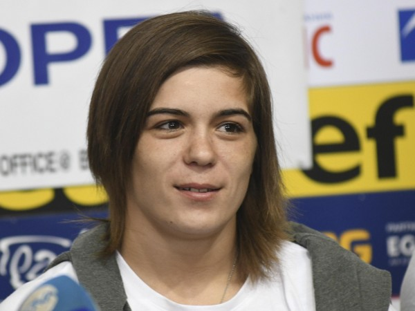 Тайбе Юсеин спечели сребърен медал от световното първенство по борба