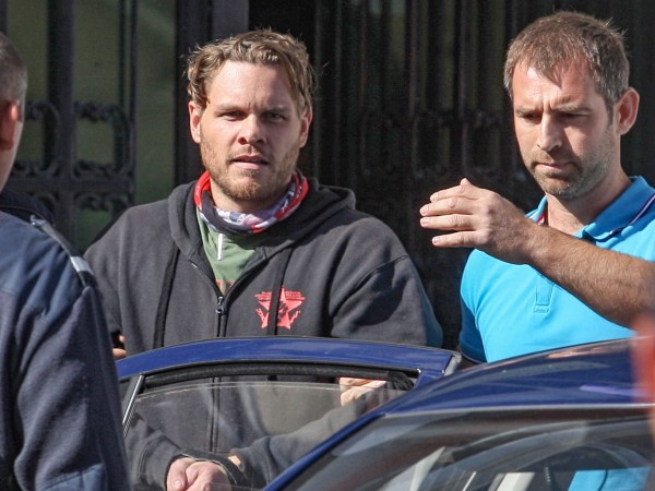 Осъденият за убийството на Андрей Монов - Джок Полфрийман, излезе