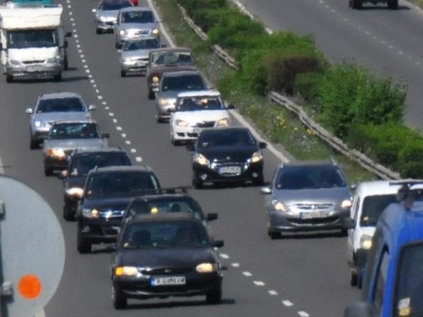 Със специална организация на движението ще се регулира трафикът към