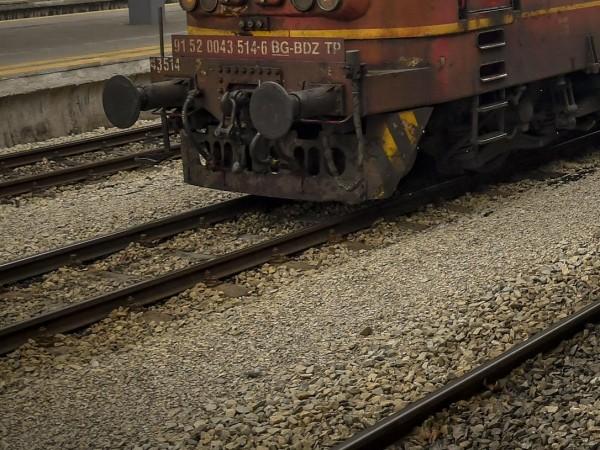 Бързият влак от София за Свиленград престоя 87 минути в