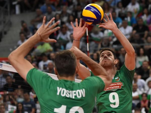 Словения направо ни прегази на европейското първенство по волейбол пред