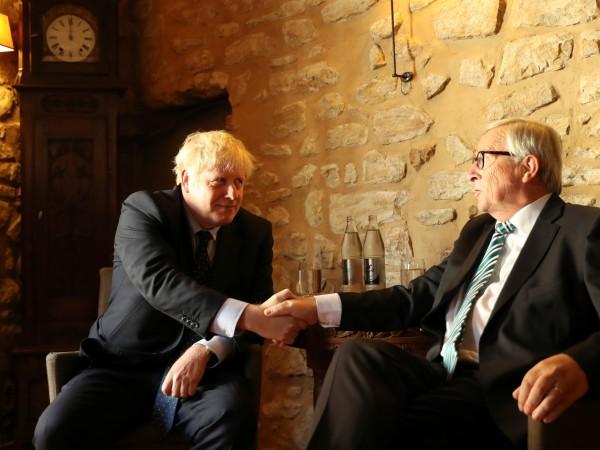 Излизането на Великобритания от Европейския съюз, насрочено за 31 октомври,