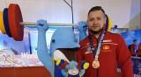 Нов медал за България от световното по щанги