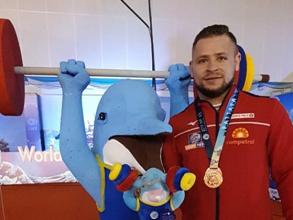 Юндер Бейтула спечели още един медал за България на продължаващото
