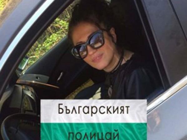 Веселина Димитрова, съпруга на един от петимата благоевградски полицаи, осъдени