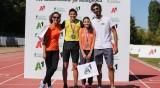 """Две победи на атлети от клуб КЛАСА на финала на състезанията """"А1 атлетика за младежи"""""""