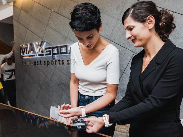 В магазин MaxSport в София се състоя дългоочакваната премиера на