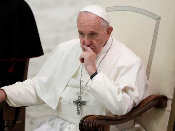 Снимка: Папата зове: Изкуственият интелект - за общото благо