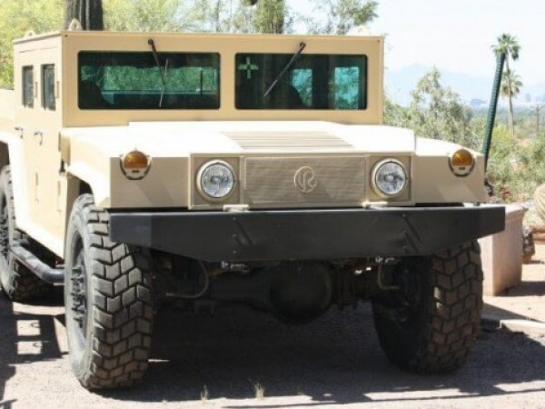 Американският производител на военна техника The Armored Group (TAG) обяви