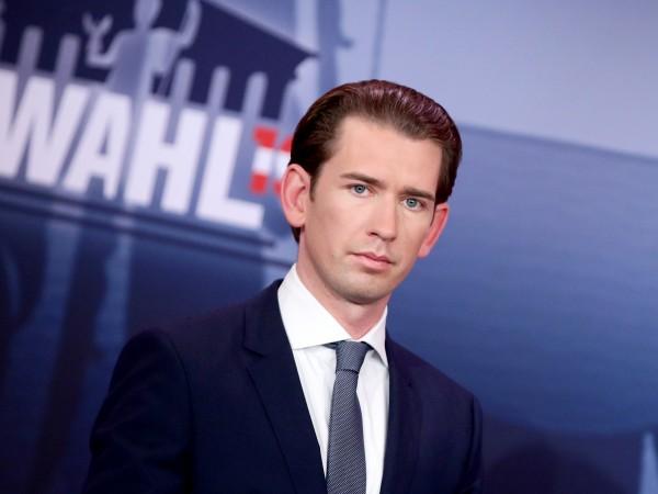 Консервативната Австрийска народна партия начело с нейния председател и бивш