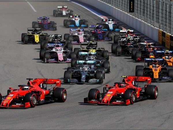 Серията от победи на Ферари бе прекъсната, след като Себастиан