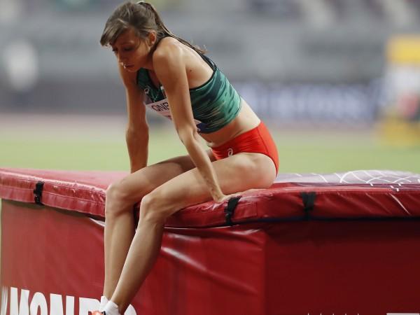 Олимпийската вицешампионка от Рио де Жанейро Мирела Демира завърши десета