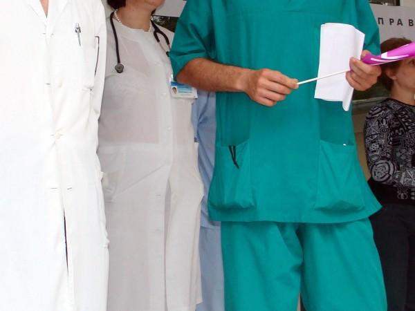 Нов национален протест на медиците и специалистите по здравни грижи