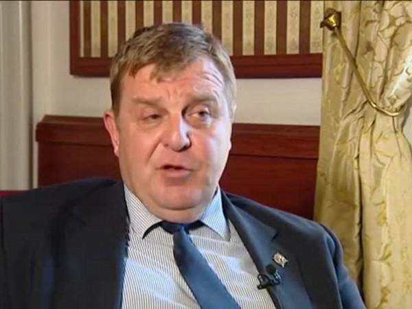 Премиерът Бойко Борисов призна, че вицепремиерът и лидер на ВМРО