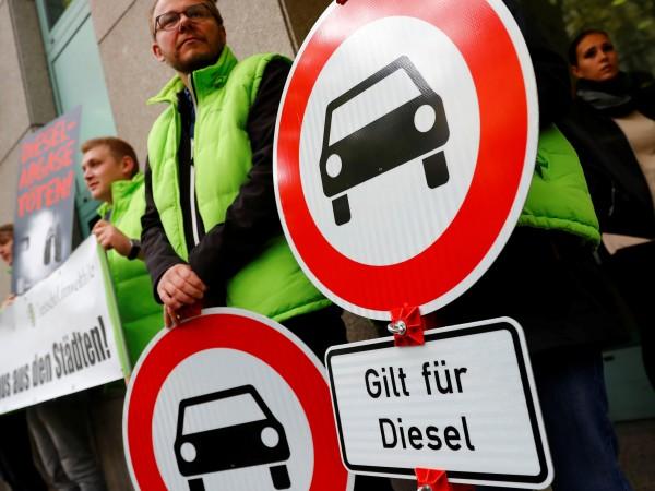 В Берлин ще се отложи въвеждането на забраната за движение