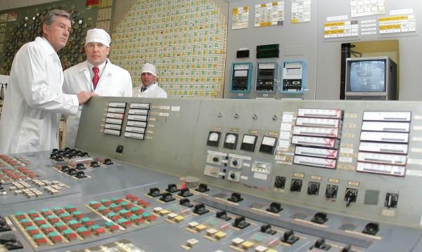 """В името на туризма: Отвориха контролната зала на реактор 4 на """"Чернобил"""""""
