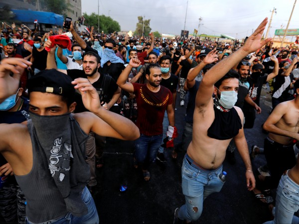 Девет души бяха убити, а стотици - ранени, при протестите
