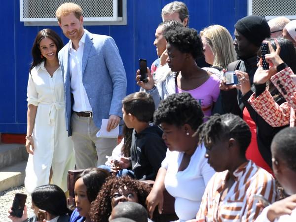 Принц Хари и Меган Маркъл постоянно са под светлините на