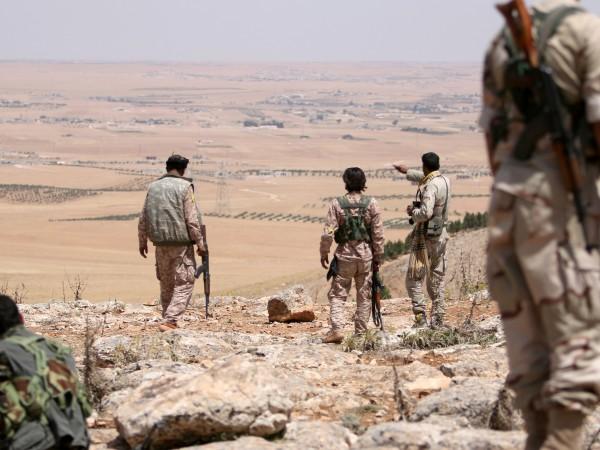 Съединените щати са уведомили командващия Сирийските демократични сили в Сирия