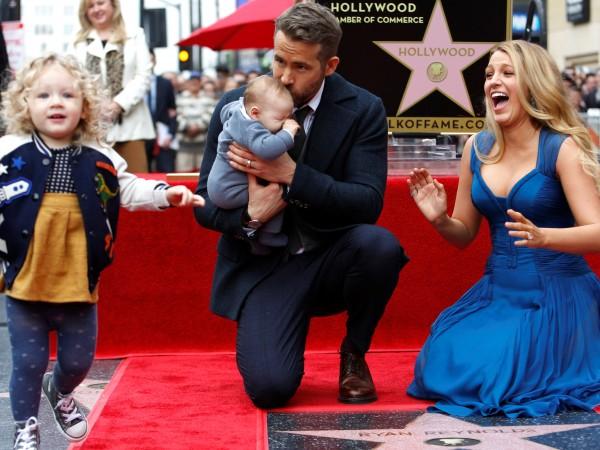 Блейк Лайвли е станала майка за трети път. Тя е