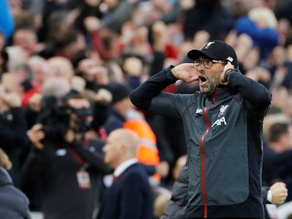 С осем точки аванс, титлата на Ливърпул е почти сигурна.