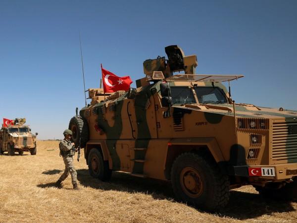 Турската армия ще пресече скоро границата между Турция и Сирия