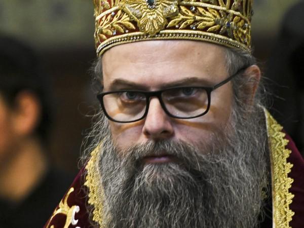 Пловдивският митрополит Николай обясни на българския патриарх Неофит и на