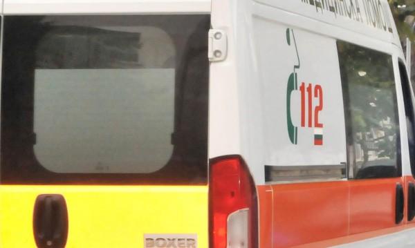 Трима души пострадаха при взрив на газ в Благоевград