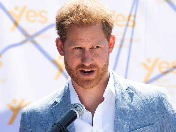 Снимка: Рижавите коси и психичното здраве обединиха принц Хари и Ед Шийрън