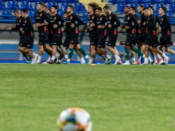 Българският национален отбор по футбол е на път да запише